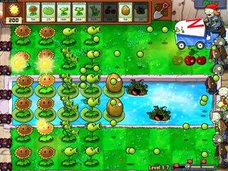 Plants vs Zombies - screen - 2009-06-15 - 148819