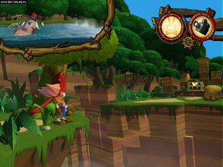 Zack & Wiki: Quest for Barbaros' Treasure - screen - 2007-04-17 - 81896