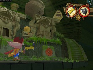 Zack & Wiki: Quest for Barbaros' Treasure - screen - 2007-04-17 - 81897