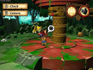 Zack & Wiki: Quest for Barbaros' Treasure - screen - 2007-04-17 - 81901