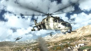 Air Missions: HIND id = 348565
