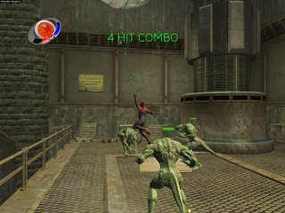 Spider-Man 3: The Game - screen - 2007-05-10 - 82843