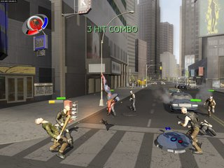 Spider-Man 3: The Game - screen - 2007-05-10 - 82845