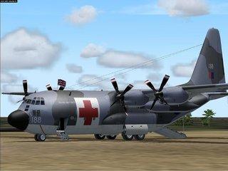 Lockheed C-130 Hercule...C 130 Simulator Online Free