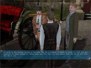 Sherlock Holmes i tajemnica srebrnego kolczyka - screen - 2004-11-04 - 36353