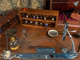 Sherlock Holmes i tajemnica srebrnego kolczyka - screen - 2004-11-04 - 36357