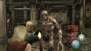 Resident Evil 4 HD - screen - 2014-01-22 - 276349