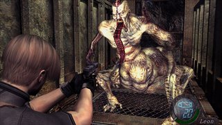 Resident Evil 4 HD - screen - 2014-01-22 - 276353
