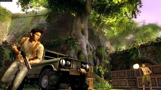 Uncharted: Fortuna Drake'a Remastered - screen - 2007-09-24 - 89759