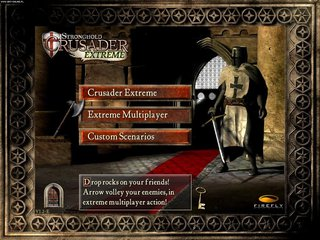 Twierdza: Krzyżowiec Extreme - screen - 2008-06-30 - 109503