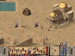 Twierdza: Krzyżowiec Extreme - screen - 2008-06-30 - 109504