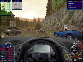 Need for Speed 4: Road Challenge - screen - 2001-03-01 - 2015