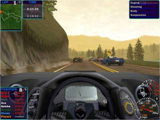 Need for Speed 4: Road Challenge - screen - 2001-03-01 - 2016