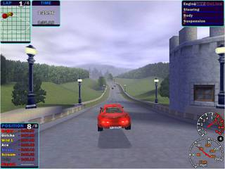 Need for Speed 4: Road Challenge - screen - 2001-03-01 - 2018