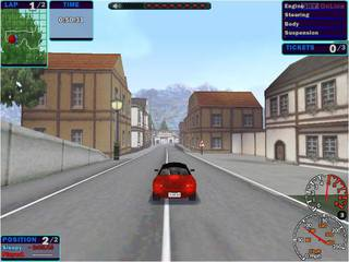 Need for Speed 4: Road Challenge - screen - 2001-03-01 - 2019