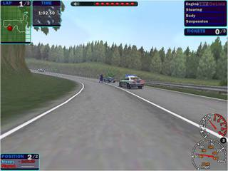 Need for Speed 4: Road Challenge - screen - 2001-03-01 - 2020