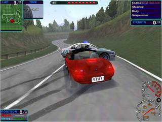 Need for Speed 4: Road Challenge - screen - 2001-03-01 - 2021