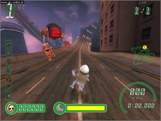 Crazy Frog Racer - screen - 2005-10-19 - 55520