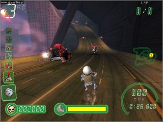 Crazy Frog Racer - screen - 2005-10-19 - 55522