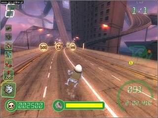 Crazy Frog Racer - screen - 2005-10-19 - 55523