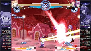 Melty Blood Actress Again Current Code - screen - 2016-03-31 - 318734