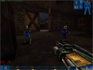 Unreal Tournament (1999) - screen - 2001-03-01 - 2025
