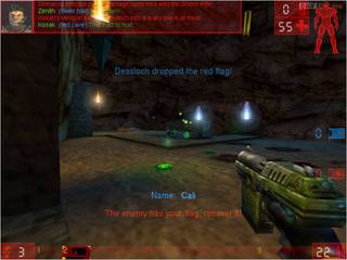 Unreal Tournament (1999) - screen - 2001-03-01 - 2026
