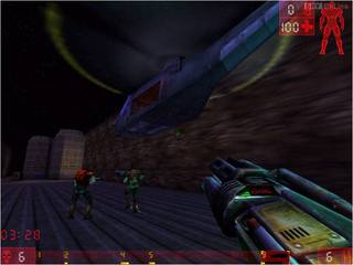 Unreal Tournament (1999) - screen - 2001-03-01 - 2033