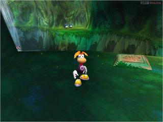 Rayman 2: The Great Escape - screen - 2001-03-01 - 2037