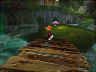 Rayman 2: The Great Escape - screen - 2001-03-01 - 2043