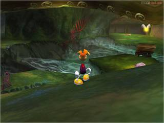 Rayman 2: The Great Escape - screen - 2001-03-01 - 2044