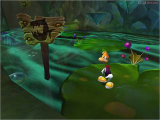 Rayman 2: The Great Escape - screen - 2001-03-01 - 2045
