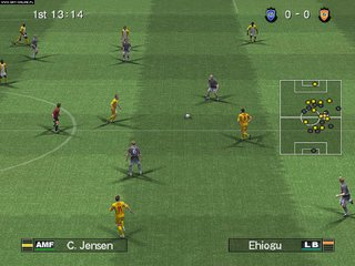 Winning Eleven: Pro Evolution Soccer 2007 id = 75207