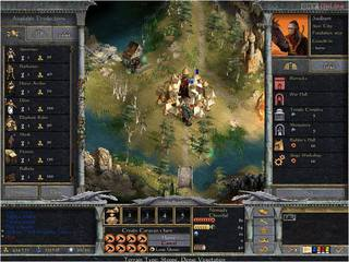 Age of Wonders: Magia Cienia - screen - 2003-06-30 - 16452
