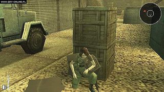 Metal Gear Solid: Portable Ops - screen - 2006-11-22 - 75795
