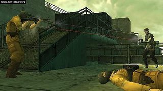 Metal Gear Solid: Portable Ops - screen - 2006-11-22 - 75799