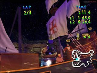 Kolorowy Rajd - screen - 2002-06-21 - 10619