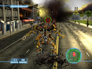 Transformers: The Game id = 85945