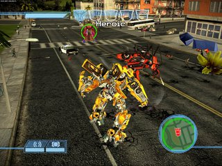 Transformers: The Game id = 85947