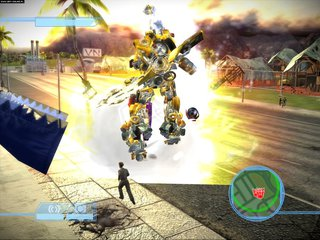Transformers: The Game id = 85948