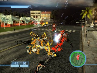 Transformers: The Game id = 85949