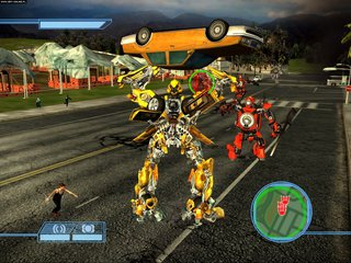 Transformers: The Game id = 85950