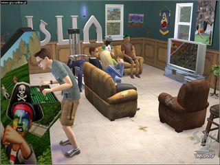 The Sims 2: Na Studiach - screen - 2005-01-27 - 41039