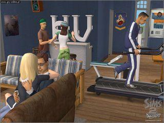 The Sims 2: Na Studiach - screen - 2005-01-27 - 41041