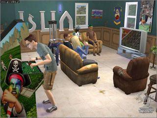The Sims 2: Na Studiach - screen - 2005-01-27 - 41043