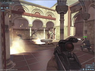 Tom Clancy's Rainbow Six: Lockdown - screen - 2006-01-26 - 60764