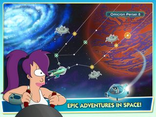 Futurama: Worlds of Tomorrow - screen - 2017-07-02 - 349368