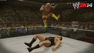 WWE 2K14 id = 270043