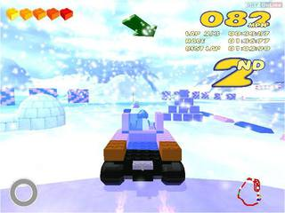 LEGO Racers 2 - screen - 2001-08-27 - 6399