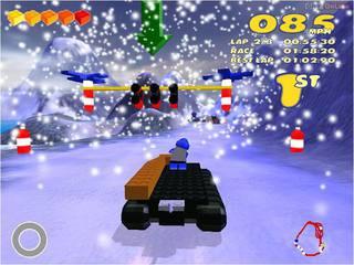 LEGO Racers 2 - screen - 2001-08-27 - 6400